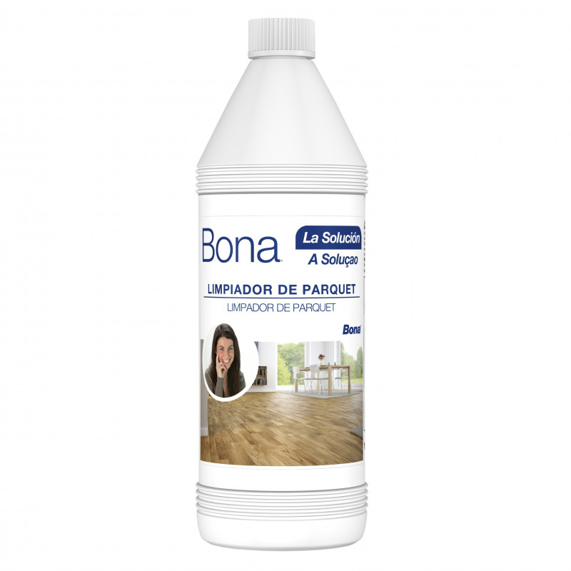 Detergente para Parquet e Soalho - A solução
