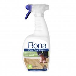 Detergente de limpeza para pavimentos de madeira envernizados